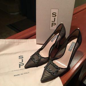 🎁🛍 SJP by Sarah Jessica Parker Windsor Pump